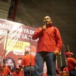 Intervención de Enmanuel Pulgar en el Evento del Belisario Aponte (Foto Maria Muñoz)
